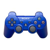 Sony DualShock 3 Wireless Controller Metallic Blue