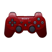 Sony DualShock 3 Wireless Controller Deep Red