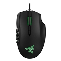 Razer Naga 2014 Expert MMO Gaming Mouse - Black