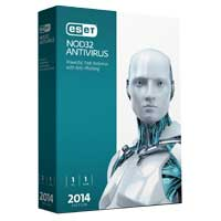 ESET NOD32 Antivirus 1-User, 1-Year OEM (PC)