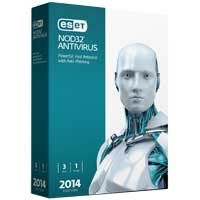 ESET NOD32 Antivirus 1-User, 3-Year OEM (PC)