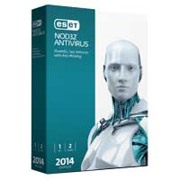 ESET NOD32 Antivirus 1-User, 2-Year OEM (PC)