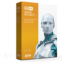ESET Smart Security 2014 Edition 1 User 1 Year (PC)