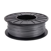 Toner Plastics Silver 1.75mm PLA Filament 1kg/2.2lbs