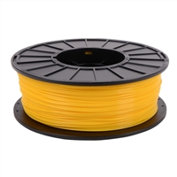 Toner Plastics Yellow 1.75mm PLA Filament 1kg/2.2lbs
