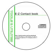 MCTS E-Z Contact Book (PC)