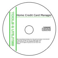 MCTS Home Credit Card Manager (PC)