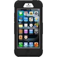 Griffin Survivor Skin for iPhone 5c - Black