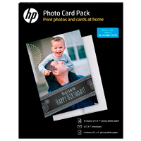 HP HP Photo Card Pack