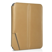 Chil Inc Notchbook Executive Leather Folio for Samsung Galaxy Tab 3 10.1 - Tan