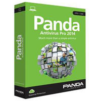 Panda Antivirus Pro 2014 3 User 1 Year (PC)