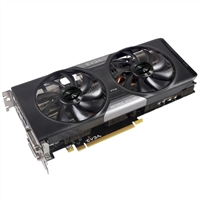 EVGA 04G-P4-3768-KR NVIDIA Geforce GTX 760 FTW ACX Cooler 4096MB GDDR5 PCIe x16 3.0 Video Card
