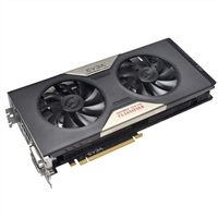 EVGA 04G-P4-3778-KR NVIDIA GeForce GTX 770 Classified ACX Cooler 4096MB GDDR5 PCIe x16 3.0 Video Card