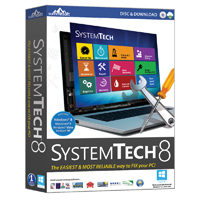 SummitSoft SystemTech 8 (PC)