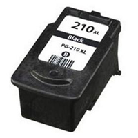 Micro Center Remanufactured Canon PG-210XL Black Ink Cartridge