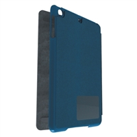 Kensington Comercio Hard Folio Case with Adjustable Stand for iPad Air - Blue