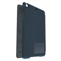Kensington Comercio Hard Folio Cover with Adjustable Stand for iPad Air - Gray