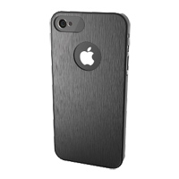 Kensington Aluminum Finish Case for iPhone 5/5s - Black