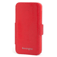 Kensington Portafolio Duo Wallet for iPhone 5/5s - Red