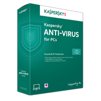 Kaspersky Anti-Virus 2014 1 User 1 Year (PC)
