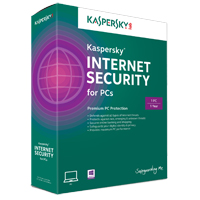 Kaspersky 2014 Internet Security 1 User 1 Year (PC)