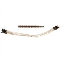 "Schmartboard Inc. 9"" Male to Female Jumper Wires with Headers"