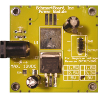 Schmartboard Inc. 9 Volt Populated Single Voltage Regulated Power Module