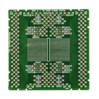 "Schmartboard Inc. SOP 4 - 72 Pins 0.4mm Pitch, 2"""" X 2"""" Grid EZ Version"