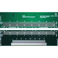 Schmartboard Inc. .8 mm Pitch SMT Connector Board