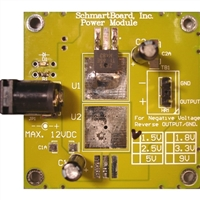 Schmartboard Inc. 1.5 Volt Populated Single Voltage Regulated Power Module
