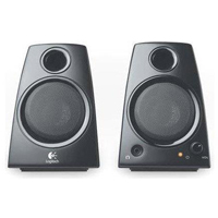Logitech Z130 2.0 Stereo Speaker System - Refurbished