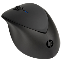 HP X4000B Wireless Bluetooth Mouse Refurbished - Black