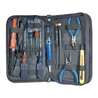 Duratool 12 Piece Electronic Tool Kit