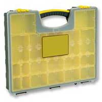 Duratool Storage Case with Removable Trays