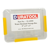 Duratool Gasket Sealed Parts Box
