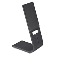 Bracketron NanoTek Aluminum Desk Mount - Black