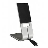 Bracketron NanoTek Silver Desk Mount