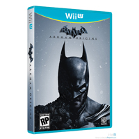 Warner Brothers Batman: Arkham Origins (Wii U)
