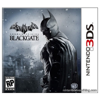 Warner Brothers Batman Arkham Origins: Blackgate (3DS)