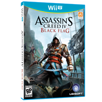 Ubisoft Assassin's Creed IV Black Flag (Wii U)