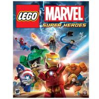 Warner Brothers LEGO Marvel Super Heroes (3DS)