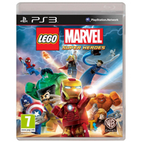 Warner Brothers LEGO Marvel Superheroes (PS3)