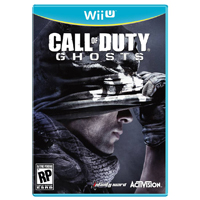 Activision Call of Duty: Ghosts (Wii U)