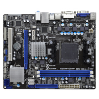 ASRock 960GM/U3S3 FX Socket AM3+/AM3 mATX AMD Motherboard