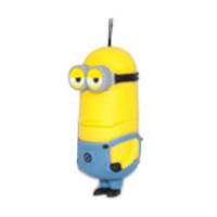 EP Memory Despicable Me 2 Minions 8GB USB Flash Drive - Kevin