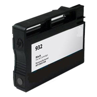 Micro Center Remanufactured HP 932 Black Ink Cartridge