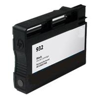 Micro Center Remanufactured HP 932 Black Ink Cartridge