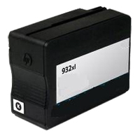 Micro Center Remanufactured HP 932XL Black Ink Cartridge