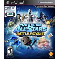 Sony PlayStation All-Stars Battle Royale (PS3)