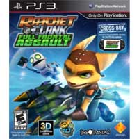 Sony Ratchet & Clank: Full Frontal Assault (PS3)